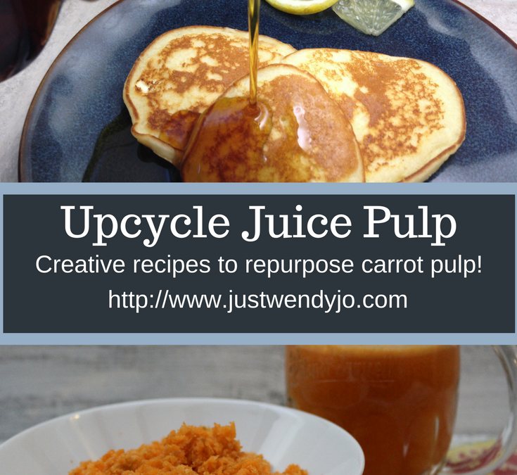 Creative Recipes to Upcycle Juice Pulp: Waffles, Pancakes, and Carrot Cake